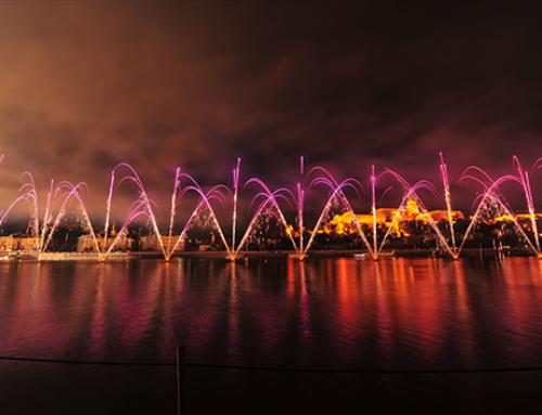Augusztus 20-i tűzijáték, Budapest XII