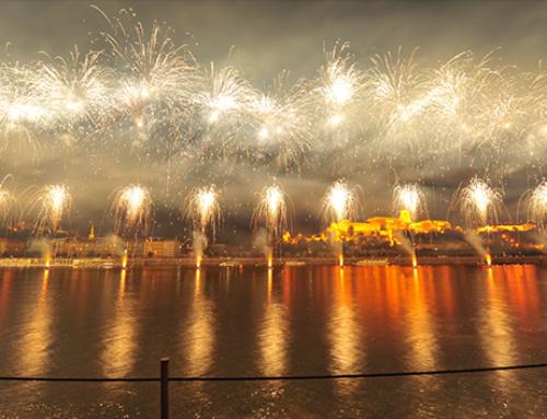 Augusztus 20-i tűzijáték, Budapest XI