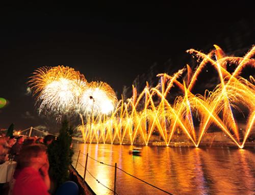 Augusztus 20-i tűzijáték, Budapest VIII
