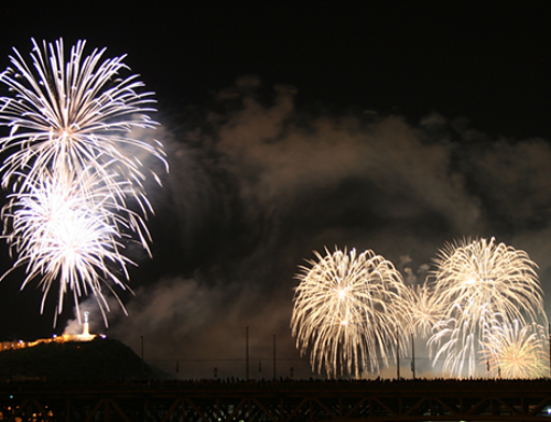 Augusztus 20-i tűzijáték, Budapest VI