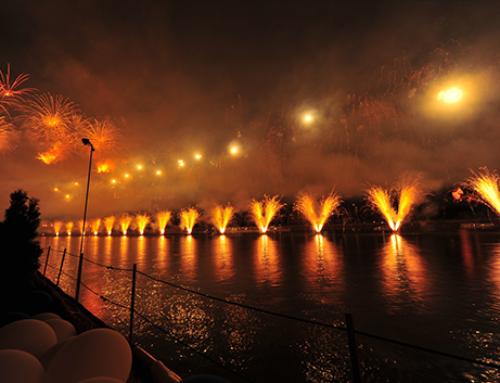Augusztus 20-i tűzijáték, Budapest V