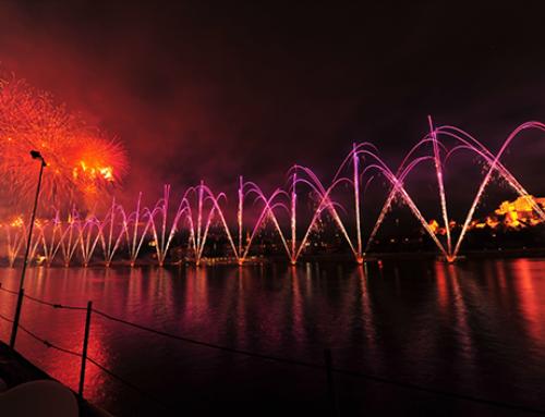 Augusztus 20-i tűzijáték, Budapest III