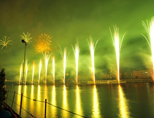 Augusztus 20-i tűzijáték, Budapest II