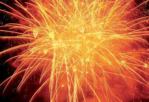 Augusztus 20-i tűzijáték, Budapest I