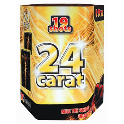 24 CARAT 19 shots