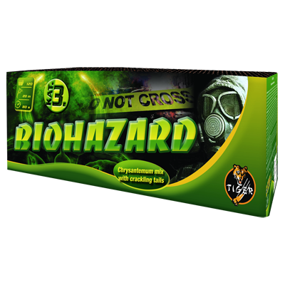 BIOHAZARD 120 shots