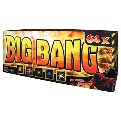 BIG BANG 65 shots