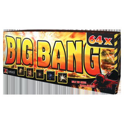 BIG BANG 65 shots