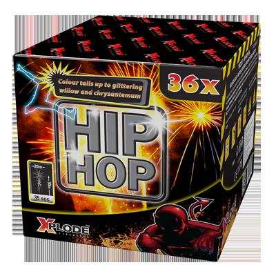 HIP-HOP 36 shots