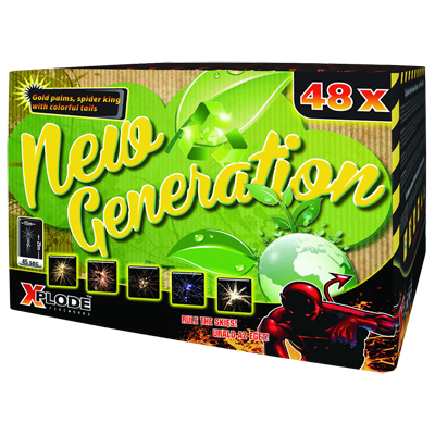 NEW GENERATION 48 shots
