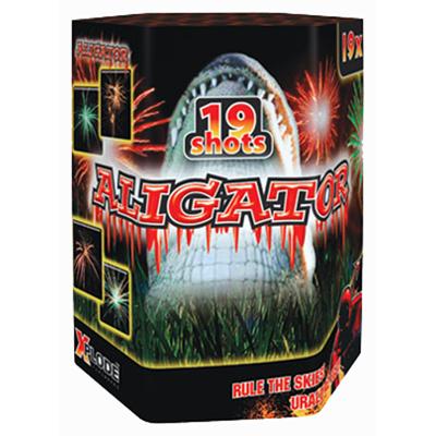 ALIGATOR 19 shots