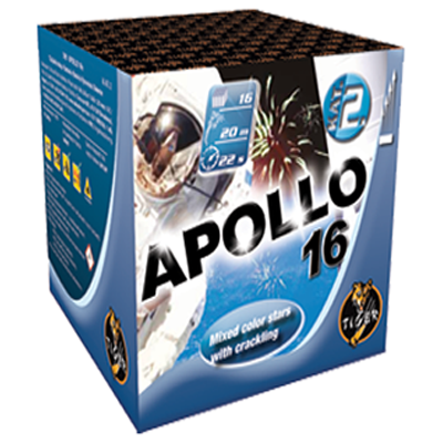 APOLLO 16 shots