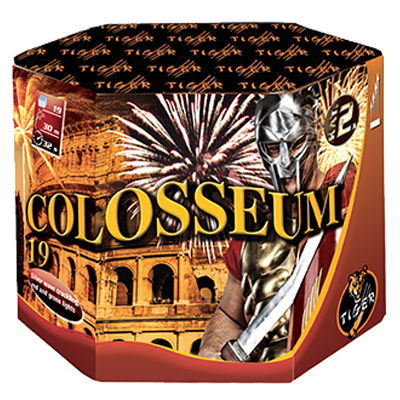 COLOSSEUM 19 shots