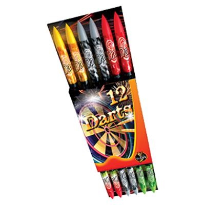 DARTS (12 rockets)