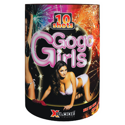 GOGO GIRLS 10 shots