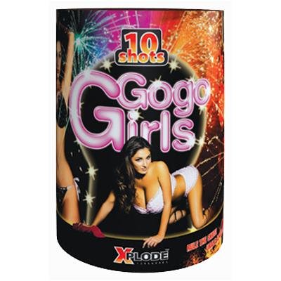 GOGO GIRLS 10 shots
