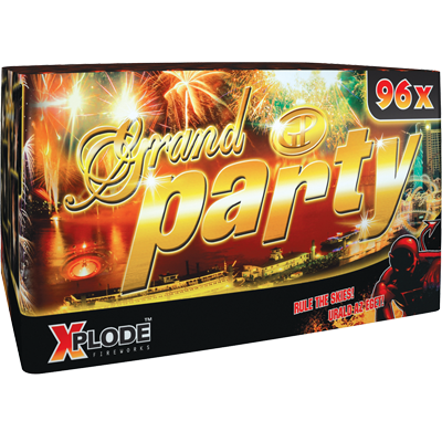 GRAND PARTY 96 shots