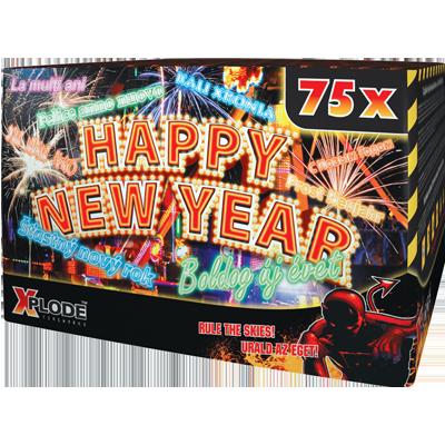 HAPPY NEW YEAR 75 shots