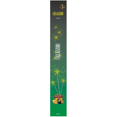 40 cm-es Csillagszóró - Prémium