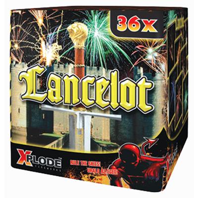 LANCELOT 36 shots