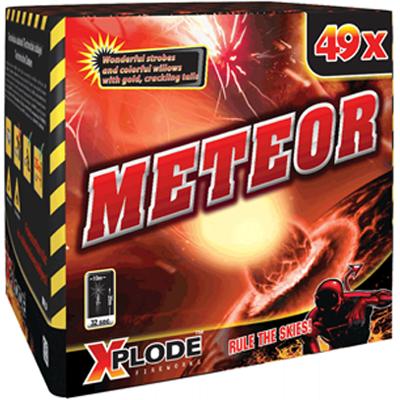 METEOR 49 shots