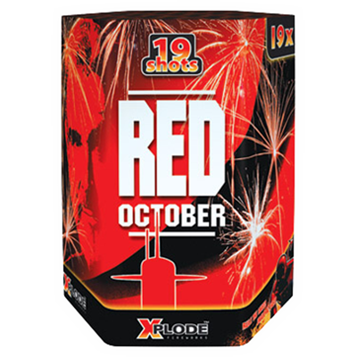RED OCTOBER 19 shots