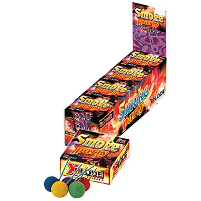 Smoke Party - smoke balls