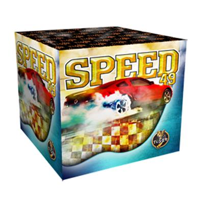 SPEED 49 shots