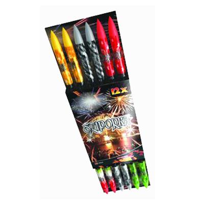 SZIPORKA (12 rockets)