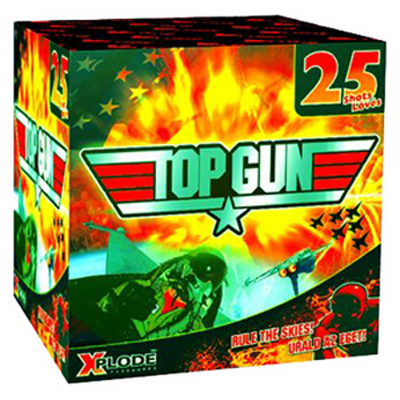 TOP GUN 25 shots