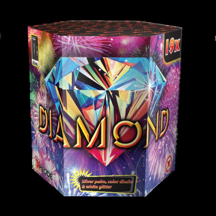DIAMOND 19 shots