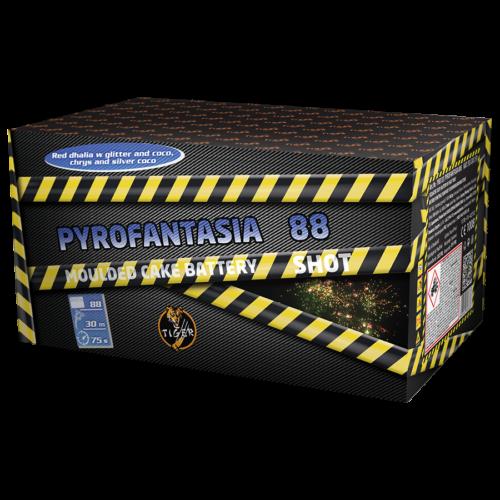 PYROFANTASIA 88 shots