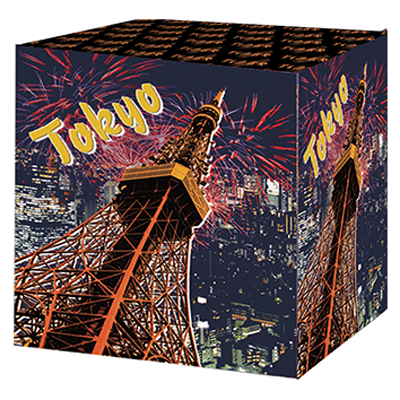 TOKYO 16 shots