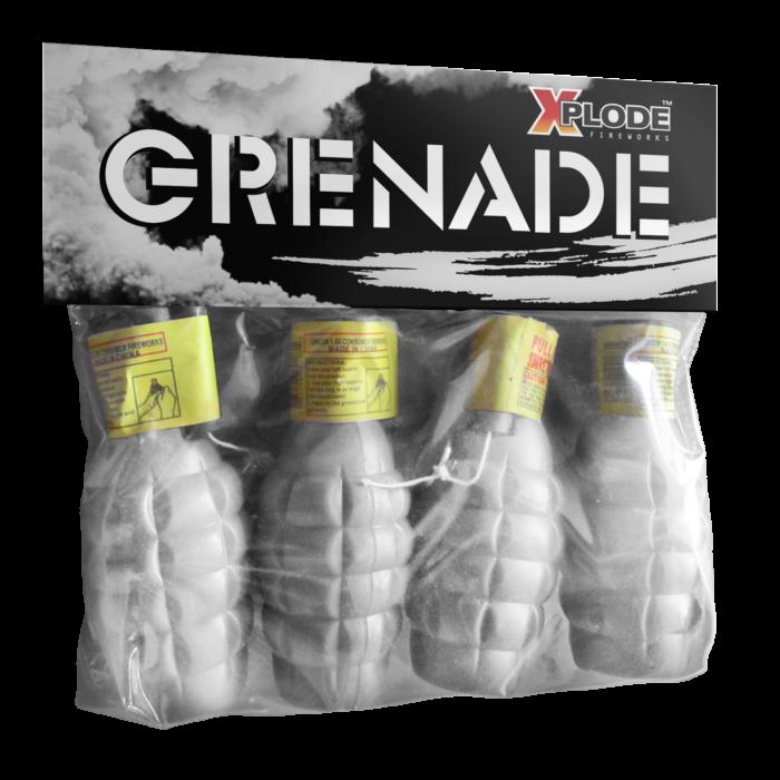 GRENADE (white smoke)